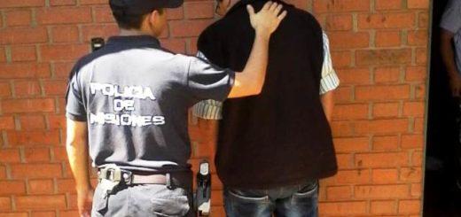 Detuvieron a tres hombres por distintos delitos en Posadas