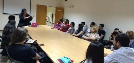 Más de 30 emprendedores y fotógrafos se reunieron ayer convocados por la empresa de fotografía Rolando