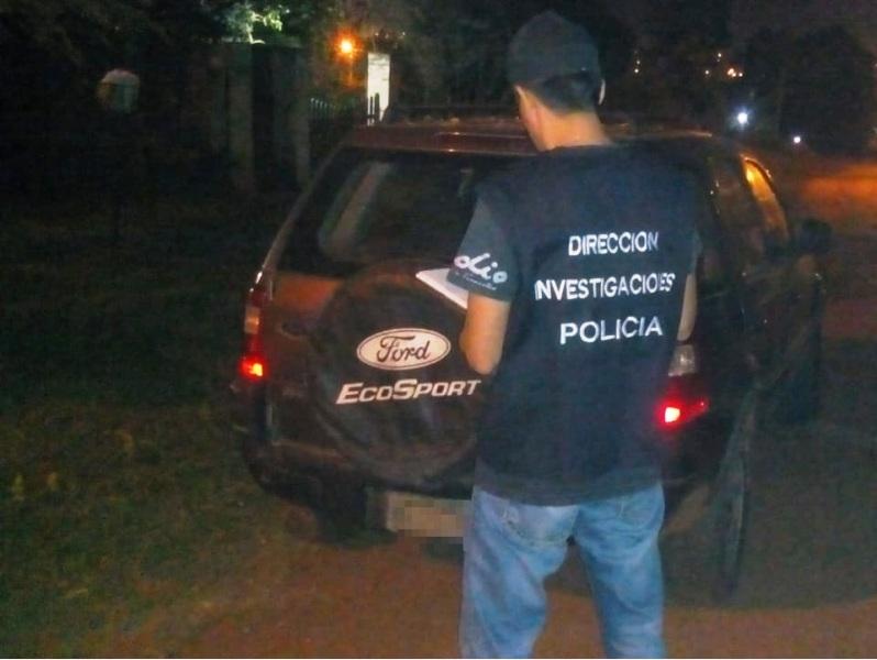 La Policía secuestró en Posadas dos autos robados en Buenos Aires