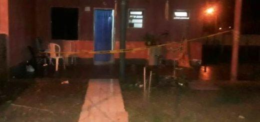 Candelaria: Detuvieron a una mujer por lesiones con arma blanca