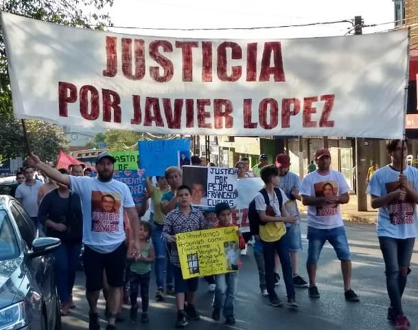 Eldorado: familiares de Javier López repudian el pedido de excarcelación para Fonseca y exigen el cambio de carátula