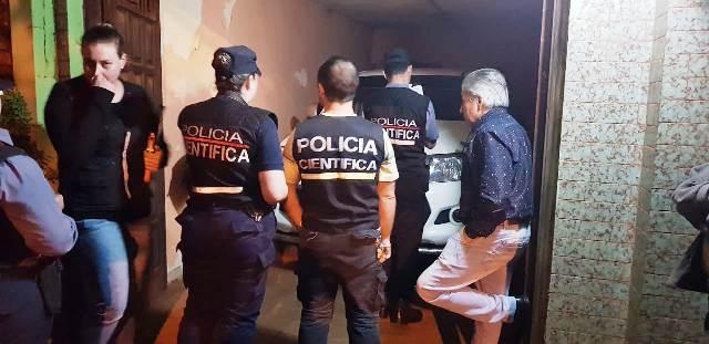 Detienen al autor y hallan la camioneta con la que atropellaron a los jóvenes en Costanera Oeste
