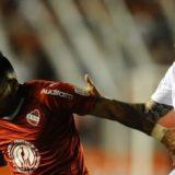 Boca: Esteban Andrada sufrió la fractura de la mandíbula y estará dos meses sin jugar