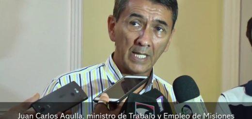 Agulla advierte que la eliminación del Ministerio de Trabajo podría afectar a programas existentes