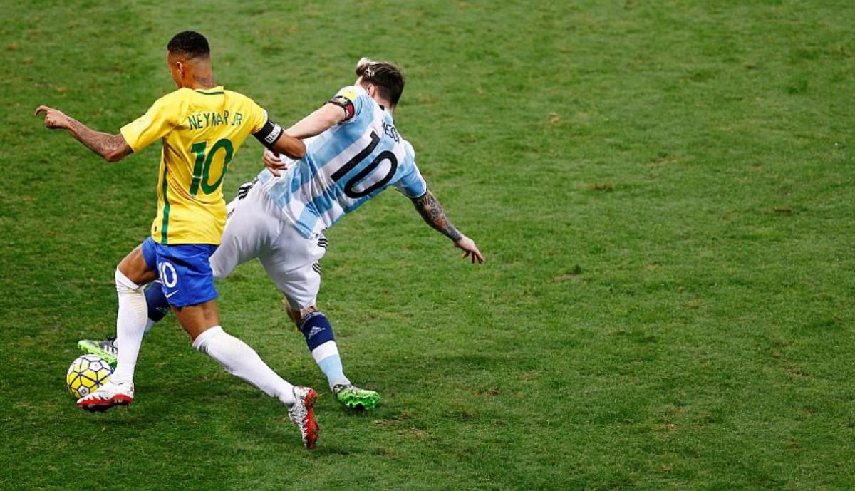 Fútbol: Argentina enfrentará a Brasil en octubre