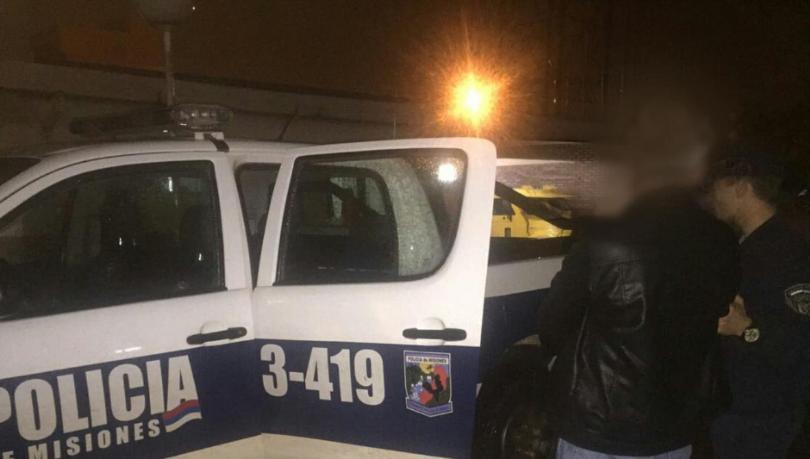 Vecinos de Posadas redujeron y golpearon a un  joven que había agredido a su ex mujer y luego lo entregaron a la Policía