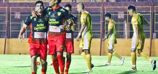 Vea los goles de la derrota de Crucero en Corrientes ante Boca Unidos
