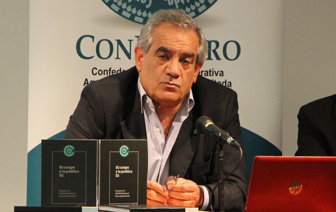 """""""Necesitamos un sistema financiero orientado al sector productivo"""", reclamó el presidente de CONINAGRO"""