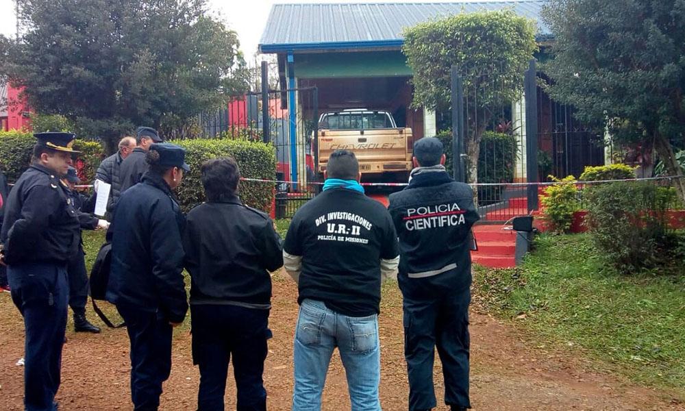 Crimen del aduanero: ahora la viuda acusa a un «pistolero» como el autor del asesinato