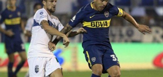 Boca quedó eliminado de la Copa Argentina frente a Gimnasia