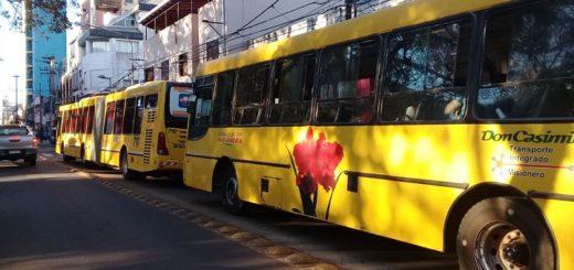 El 26 de septiembre se realizará la audiencia pública del transporte de pasajeros