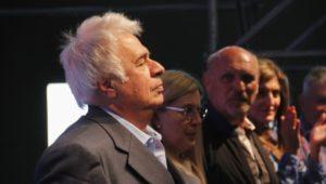 Según Duhalde, De la Sota estaba decidido a lanzar su campaña para la carrera presidencial
