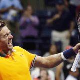 US Open: un imparable Del Potro venció a Coric y avanzó a cuartos