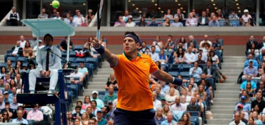 US Open: Del Potro se quedó con el primer set contra Nadal