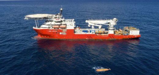 """ARA San Juan: el Seabed Constructor investiga otro objeto """"posible"""""""