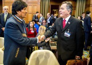 La ONU decide este lunes si obliga a Chile a negociar una salida al mar para Bolivia