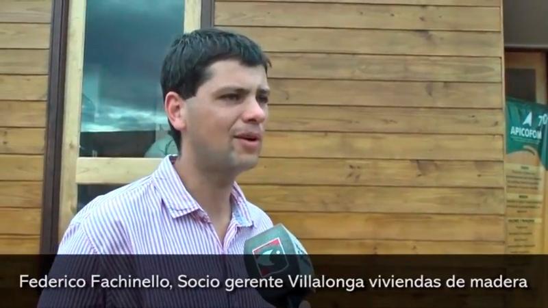 Feria Forestal 2018: las viviendas de madera se proponen como un alternativa duradera y de bajo mantenimiento