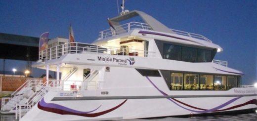Ganate un paseo en el catamarán de Posadas...Ingresá y participá del concurso de la comunidad Misiones Online