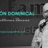Reflexión del Pastor Guillermo Decena: El poder del Espíritu Santo en la vida de Jesús