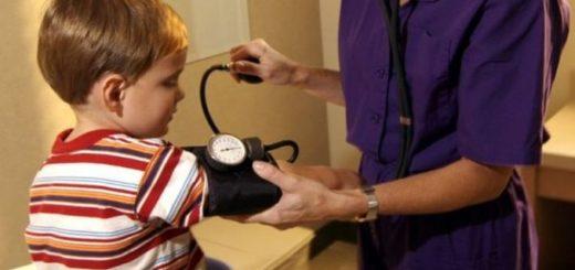 Hipertensión arterial en niños: ¿cómo prevenirla?