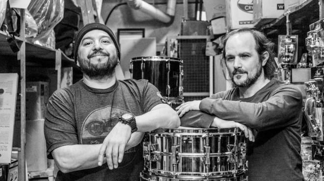 """Baterías llenas de rock: Jorge """"Tanque"""" Iglesias y Sergio Masciotra brindarán una clínica de batería en Posadas"""