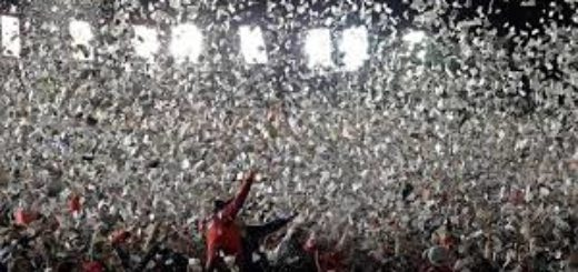 Por el fuerte temporal suspendieron los partidos de San Lorenzo-Atlético Tucumán y Estudiantes-Newell's