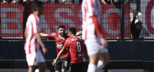 Superliga: En un partido que tuvo de todo, Estudiantes e Independiente igualaron 2 a 2