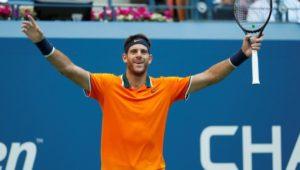 Juan Martín del Potro ya juega la final del US Open frente a Novak Djokovic