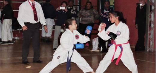 "Exitoso Torneo de Karate Do ""Copa Yerba Mate"""