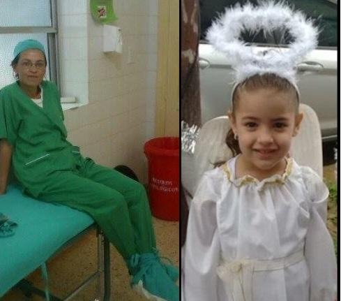"""Muerte de Luana: """"Tu hija es mañerita, es muy mimada parece"""", le dijo a la mamá la pediatra del Sanatorio Camino ante las quejas de la pequeña"""