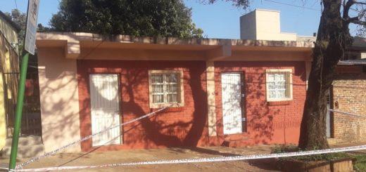 Homicidio en Posadas: mañana harán la autopsia del cuerpo de la joven para confirmar de que murió y se supo que el detenido ya había intentado quitarse la vida