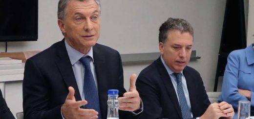 """Macri y Dujovne: """"Mañana anunciaríamos el acuerdo con el FMI"""""""