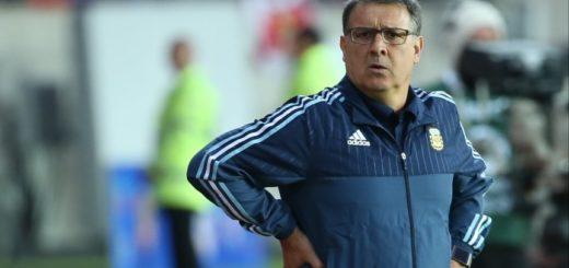 Gerardo Martino elogió a Tapia y no le cerró las puertas a una posible vuelta al seleccionado