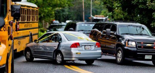 EEUU: un tiroteo dejó al menos 3 muertos y varios heridos en Marylan