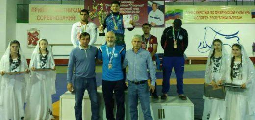 Lucha: El misionero Ricardo Báez se coronó campeón en Rusia