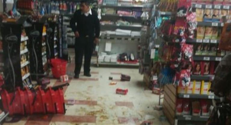 Mendoza: veinte detenidos y cuatro policías heridos en intentos de saqueo