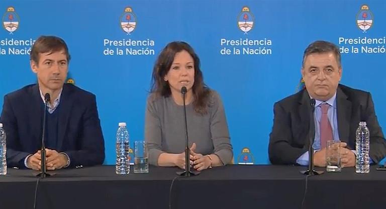 Oficialismo pidió «responsabilidad» a la oposición: «Tenemos que cuidar la democracia» aseguraron Luis Naidenoff, Carolina Stanley y Mario Negri