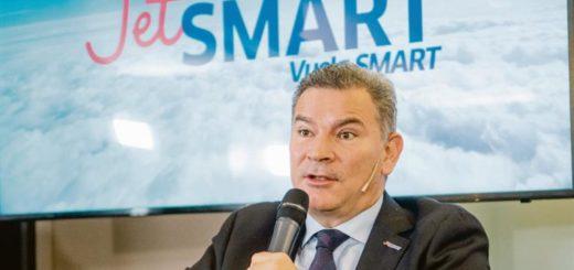 """El CEO de JetSmart aseguró que vienen a """"sumar nuevos pasajeros, no a sacárselos a la competencia"""""""