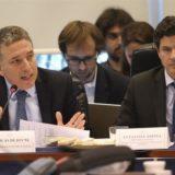 """Frigerio aseguró que el nuevo acuerdo con el FMI """"no modifica ninguna variable"""" del Presupuesto"""