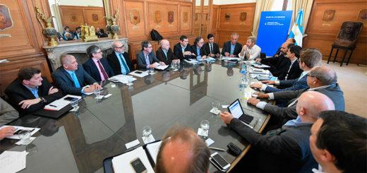 Nación y provincias buscan consensuar un proyecto de presupuesto que cumpla con el ajuste del gasto que pretende el FMI