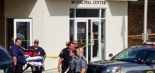EE.UU: Un muerto y cuatro heridos en un tiroteo en una corte de Pensilvania