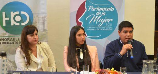 Mañana inicia el Parlamento de la Mujer en Posadas y se sortearán a las 32 participantes