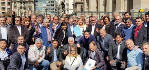 Intendentes del PJ pedirán a las autoridades que se declare estado de emergencia en los distritos bonaerenses