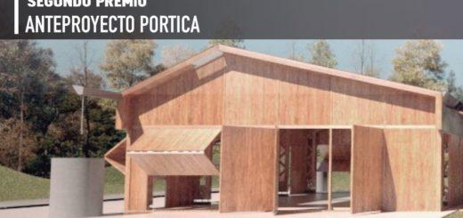 """Industria entregó los premios a los ganadores del Concurso """"Pabellón Industrial de Madera"""""""