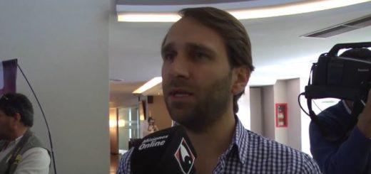 """Rafael Morgenstern anticipó que """"se podría modificar el presupuesto 2019 establecido para el Ministerio de Deportes"""""""