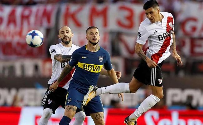 Superclásico con bajas: Nacho Fernández afuera y Cardona casi descartado para el Boca-River del fin de semana