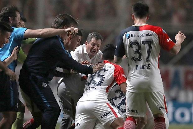 Fútbol: Vea los goles de la gran remontada de San Lorenzo ante Patronato