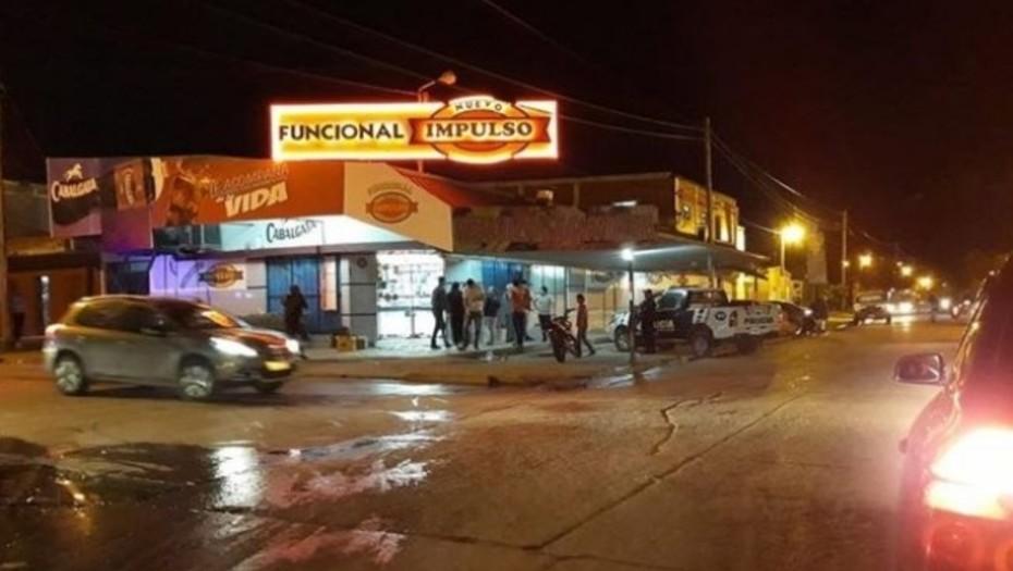 Intento de saqueo en Chaco: un joven muerto