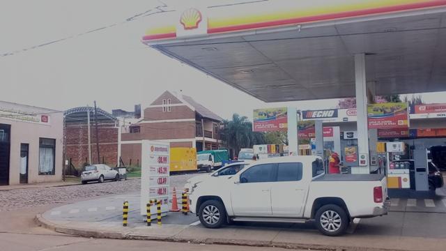 Posadas: Éstos son los nuevos precios de los combustibles tras un nuevo aumento
