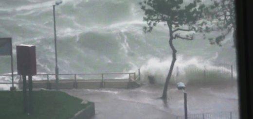 Clima: El supertifón Mangkhut golpea China tras pasar por Filipinas
